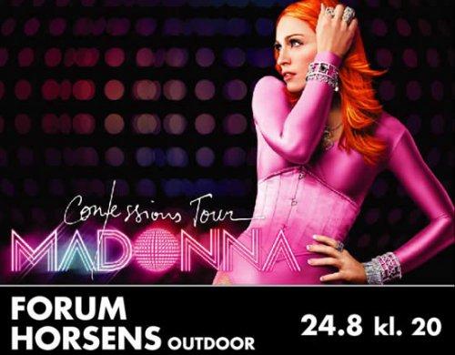 madonna confessions tour poster - photo #18